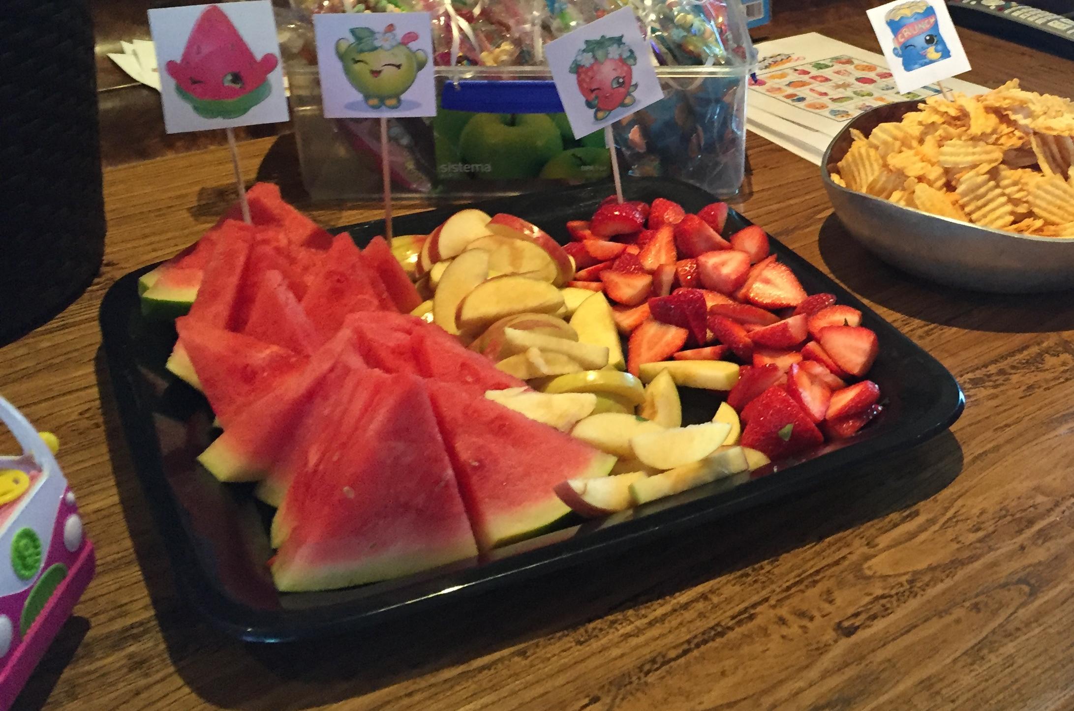 Shopkins fruit
