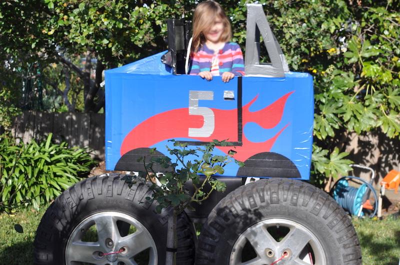 Kids Monster Truck birthday party