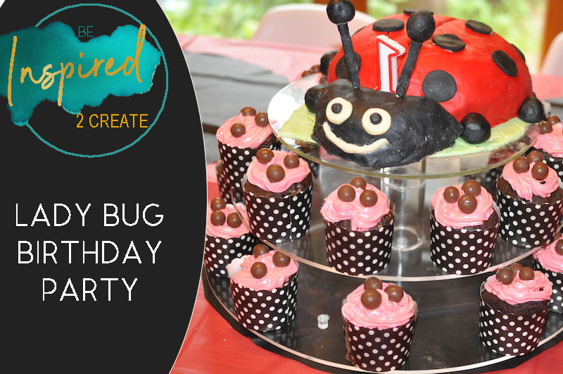 Lady Bug First Birthday Party