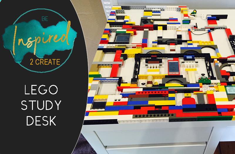Lego Study Desk