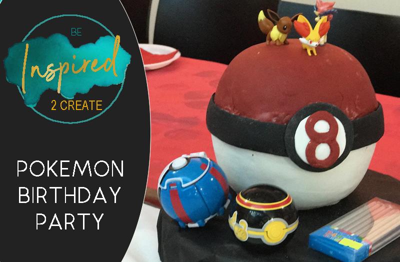 Pokemon Timezone Birthday Party