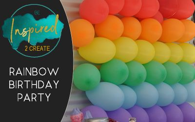 Rainbow Country Birthday Party
