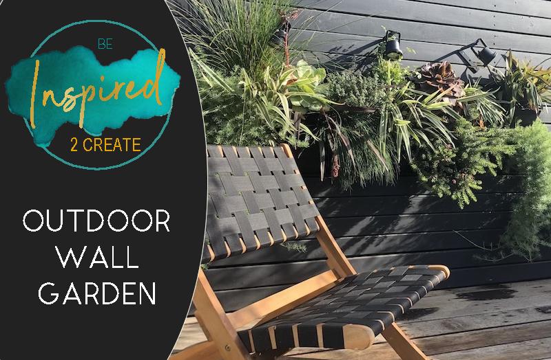 Outdoor Wall Garden